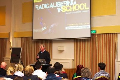 Impressie symposium 'Radicalisering in school'