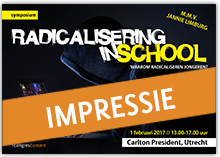 Symposium Radicalisering in school